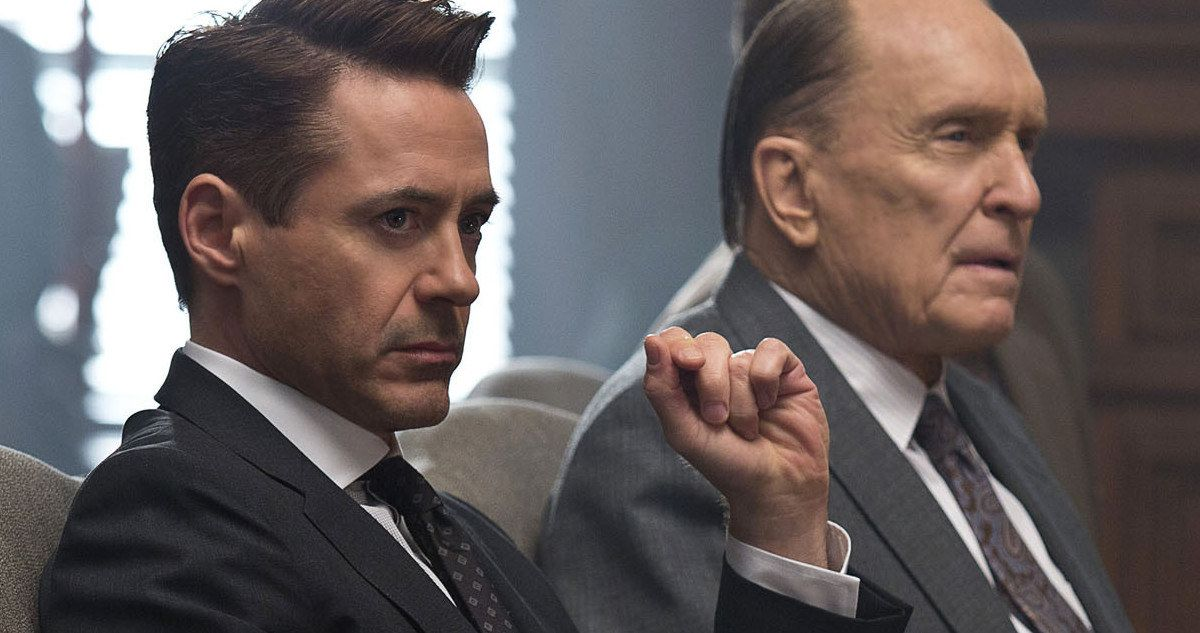 'The Judge' International Trailer Starring Robert Downey