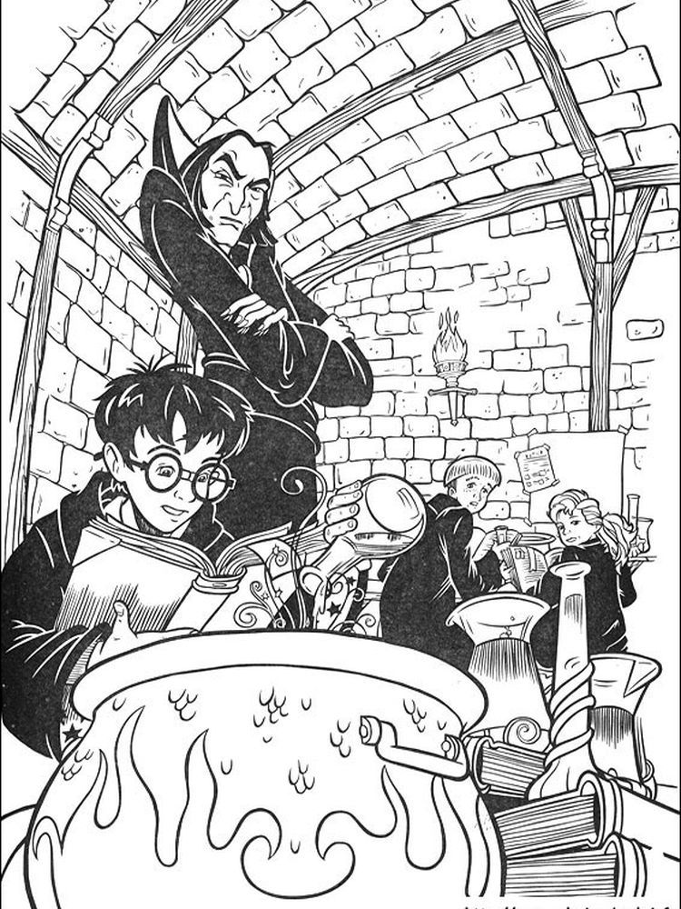 Draw So Cute Harry Potter Coloring Pages The Following Is Our Harry Potter Coloring Pag In 2020 Harry Potter Coloring Pages Cute Harry Potter Superhero Coloring Pages