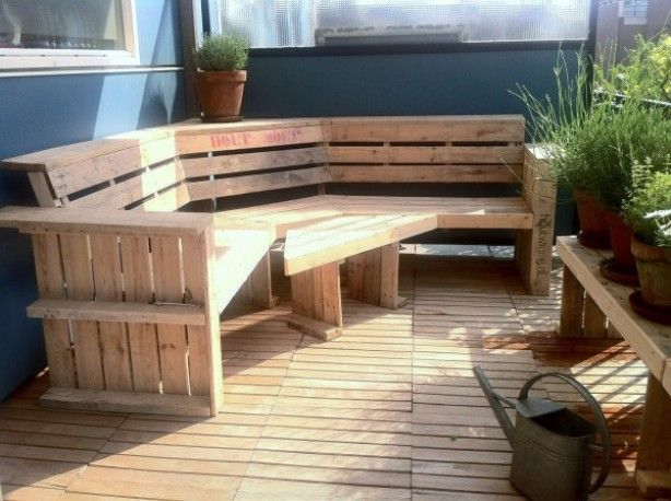 Diy Pallet Furniture Outdoor Patio Lounge Chairs