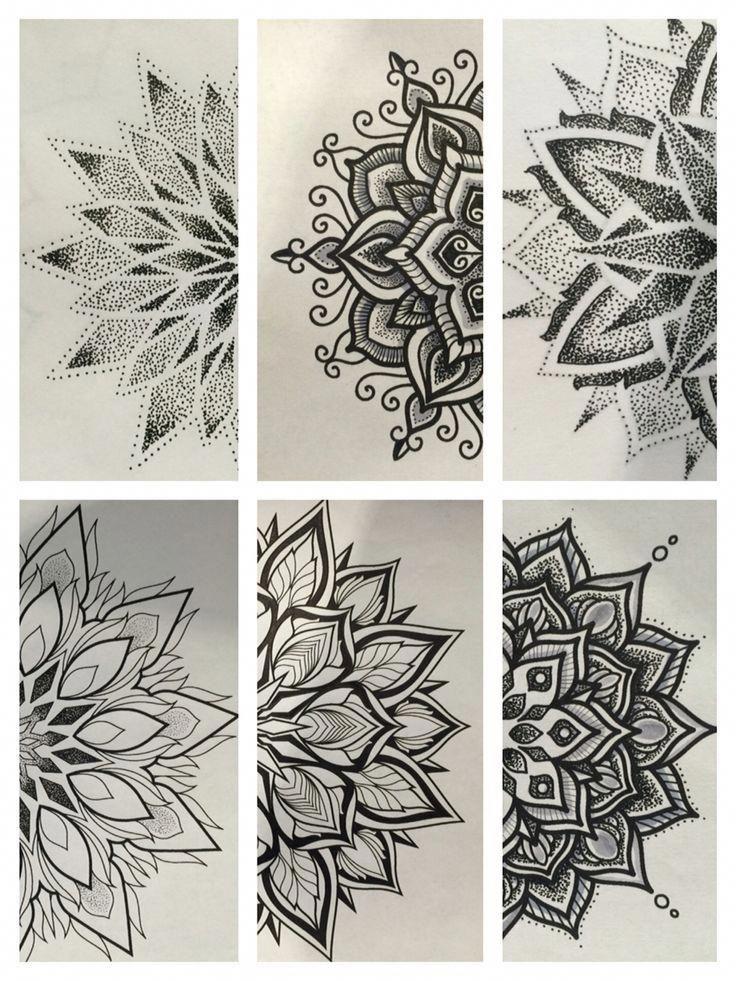 Mandala Design Tattoo Mandalatattoo Mandala Tattoo Design Tattoos Mandala Design
