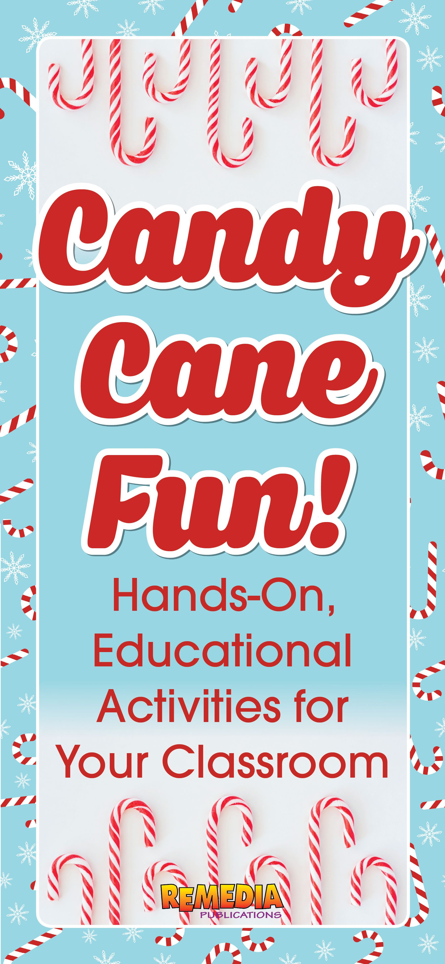 Educational Amp Tasty Candy Cane Activities