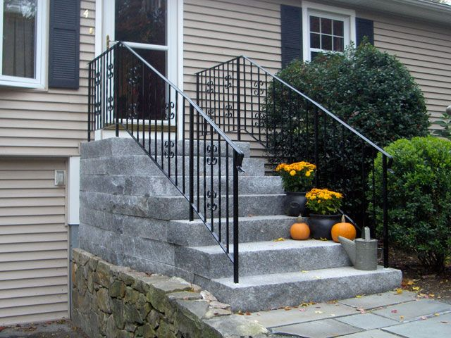 Textured Cement Steps   Google Search