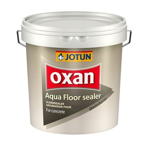Lees meer: http://www.vloeren-coatings.nl/product/jotun-oxan-aqua-watergedragen-betonverf