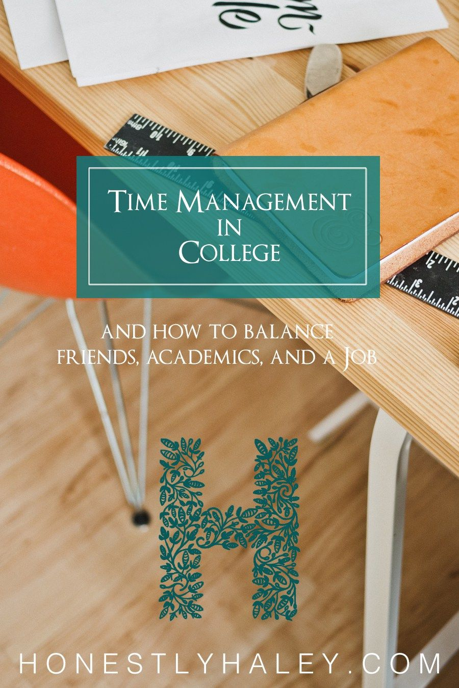 Time management in college is essential to achieve success, but that's easier said than done. What can you do to balance your crazy schedule? Read on!