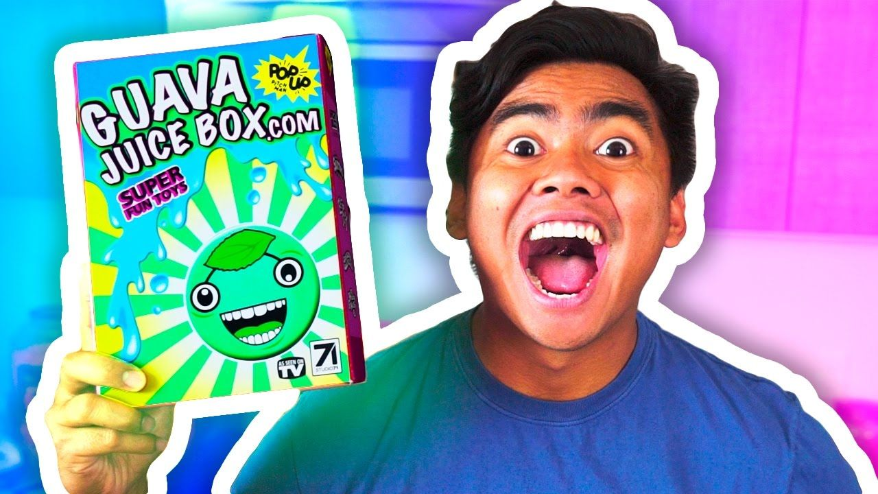 Escape The Bathroom From Guava Juice guava juice box 2 unboxing! - watch video here -> http