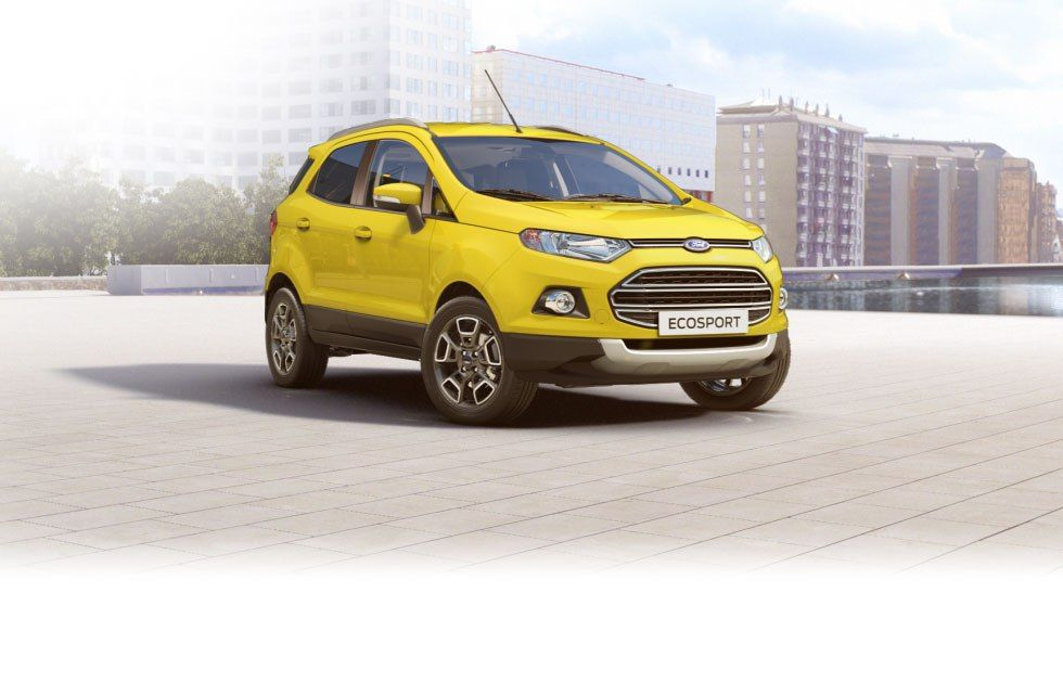 2018 Ford EcoSport SUV Review and Specs