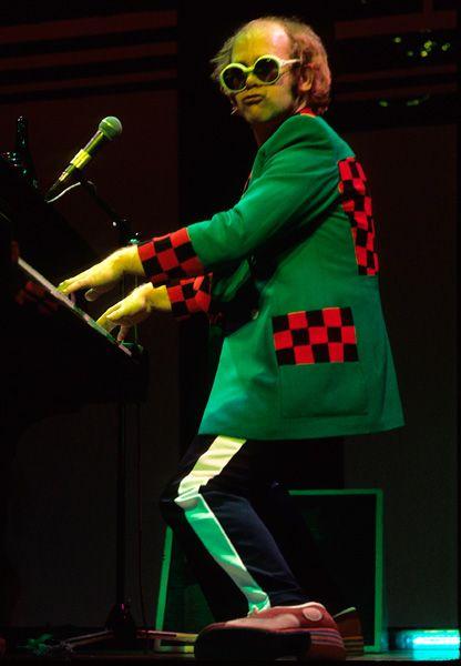 Elton John\u0027s Top 10 Batshit Crazy Concert Outfits