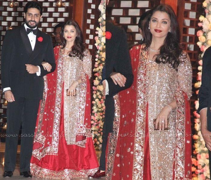 Aishwarya Rai In Lehenga Aishwarya Rai In Red Lehenga Suit Aishwarya Rai In Designer Lehenga Celebrities In R Manish Malhotra Dresses Fashion Indian Outfits