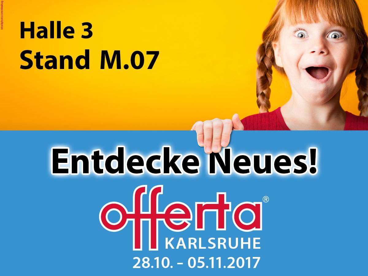 Offerta Karlsruhe 2017