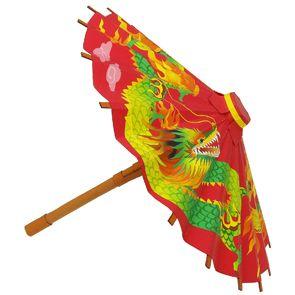 Papercraft - New Year Chinese Umbrella   Papercraft4u   Free Papercrafts, Paper Toys, Paper Models, Gratis