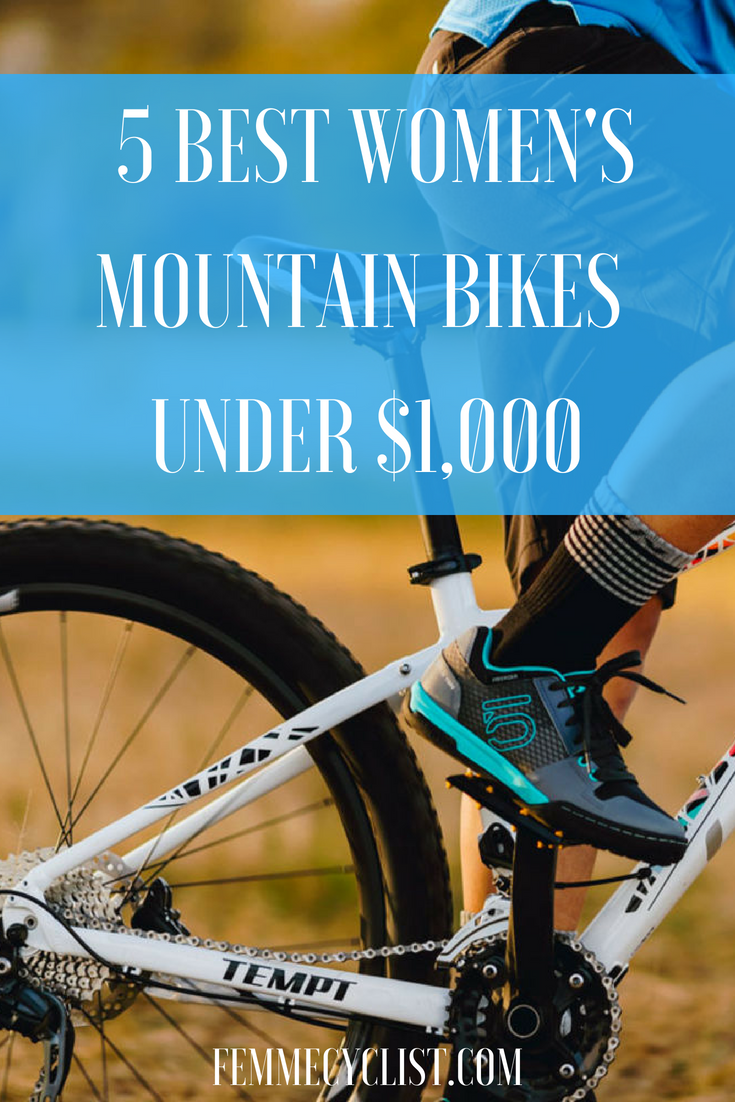 5 Best Women S Mountain Bikes Under 1 000 With Images