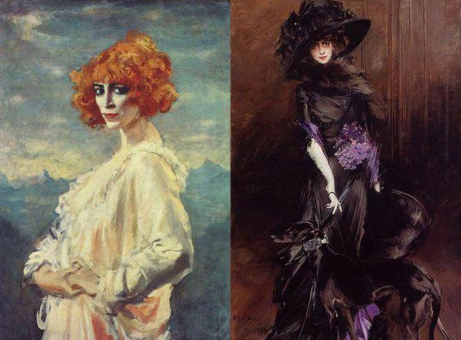 Безумные платья Луизы Казати
