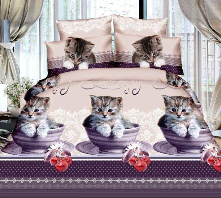 Queen Bed Sheet Set Grey
