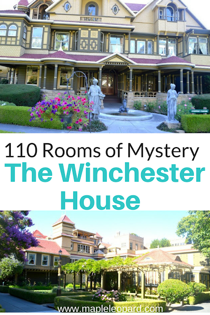 22++ Where is the winchester mansion ideas