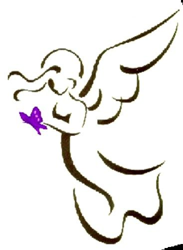 Simple Angel Tattoos Designs Pictures Gallery Home Finance Simple Angel Tattoos Tattoos Angel Tattoo