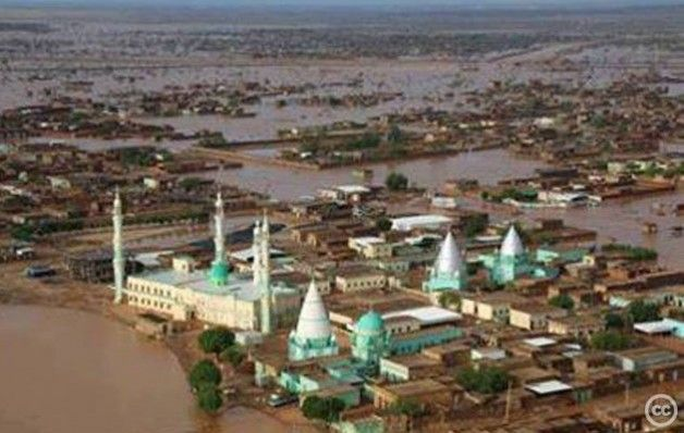 Continents apart, the nations of Sudan, Russia, and China all find themselves battered by unusually heavy rainfall that has left thousands homeless, exacerbated public health issues, and caused untold economic damage.