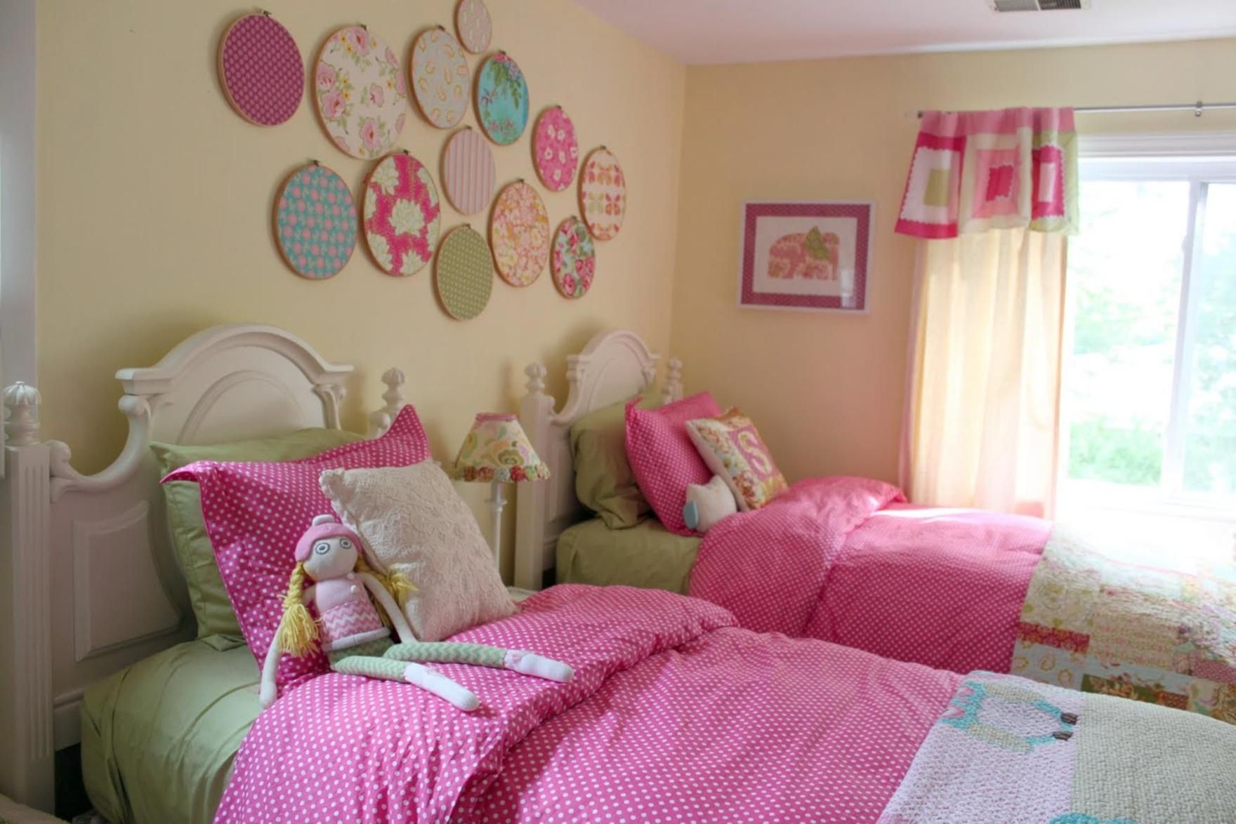56 Gorgeous Decorating Ideas For Girl Bedrooms Design