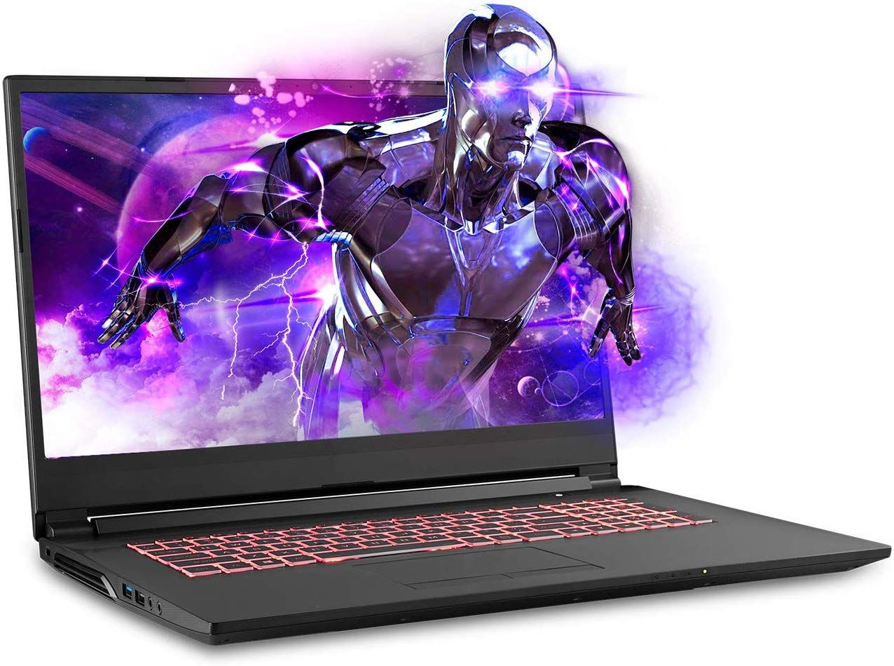 Best Gaming Laptop Sager Np7876 17 3 Inches Thin Bezel Fhd 144hz Gaming Laptop Intel Core I7 9750h Best Gaming Laptop Laptop Gaming Laptops