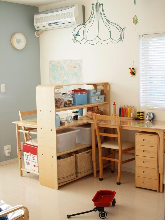 参考にするならやっぱ日本のお家でしょ!素敵な子ども部屋8選 | iemo[イエモ]