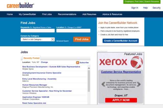 best website for job hunting
