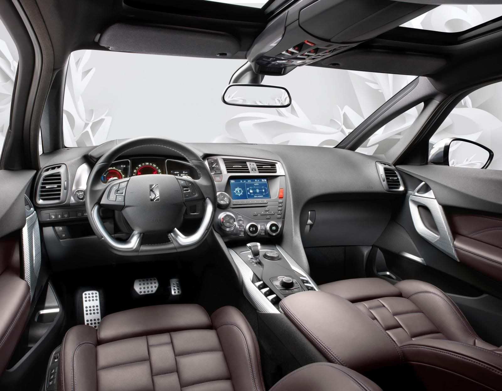 citroen ds5 interior just like a plane 39 s cockpit private pinterest interiors cars and. Black Bedroom Furniture Sets. Home Design Ideas