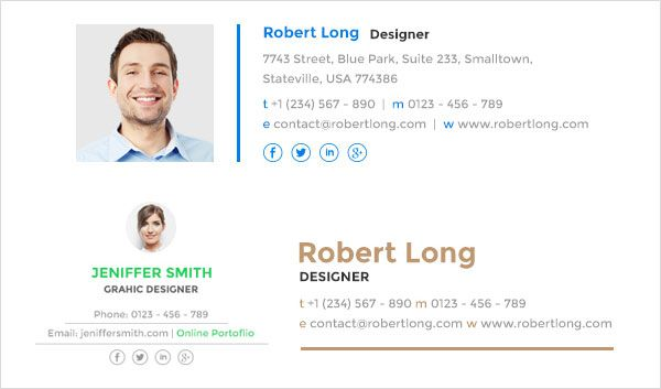 HTML-Email-Signature-Designs-1.jpg (600×353) | Email Signatures ...