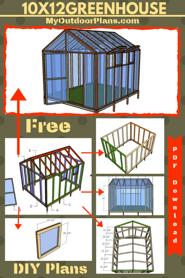 84 Free Diy Greenhouse Plans To Help You Build One In Your Garden This Weekend Diy Greenhouse Plans Greenhouse Plans Diy Greenhouse