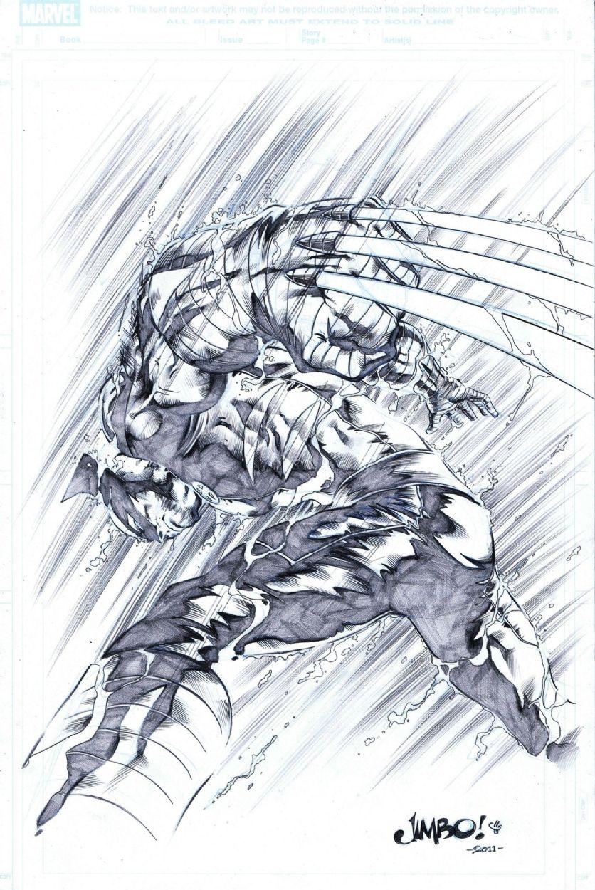 Wolverine   Jimbo Salgado