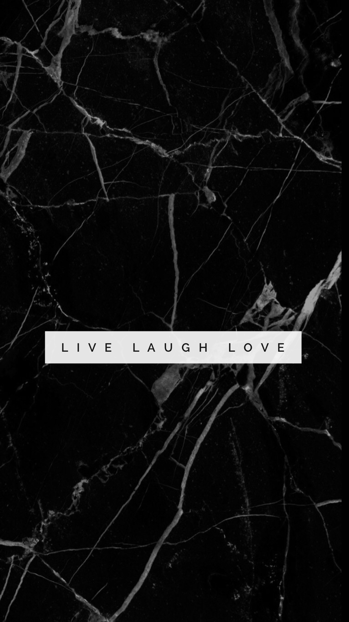 Wallpaper Wall Background Iphone Android Minimal Simple Quote Hd Black White Marble Achtergronden Wallpaper Achtergronden Iphone Achtergrond