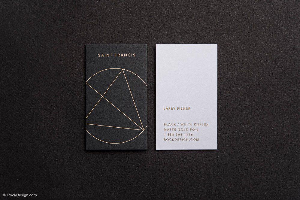 Schwarz Und Weiß Visitenkarten Sowie Kreative Schwarz Und