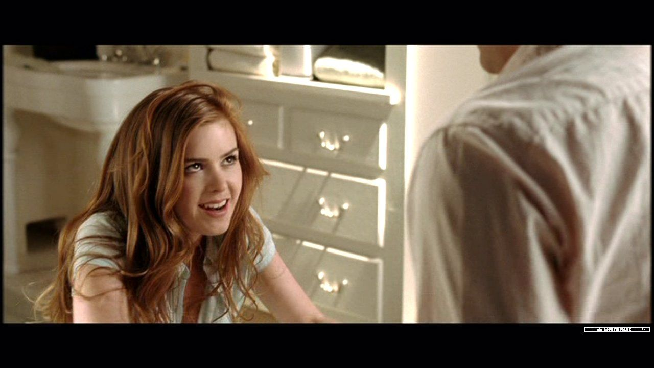 Gloria Cleary In Wedding Crashers Played By Isla Fisher