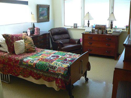 Nursing Home Room Decor Ideas, Assisted Living Furniture