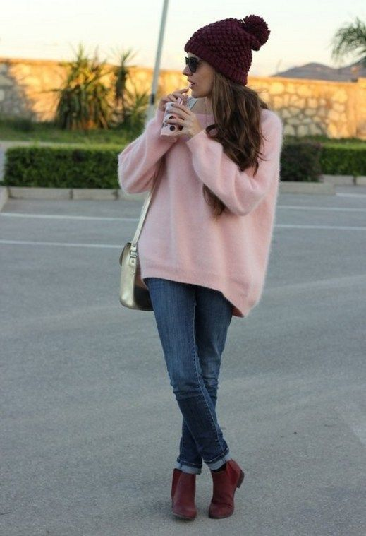 (19) 20 amazing street style winter combinations for your next going out - www.fashioncorner.net
