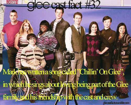 Photo of Glee cast facts