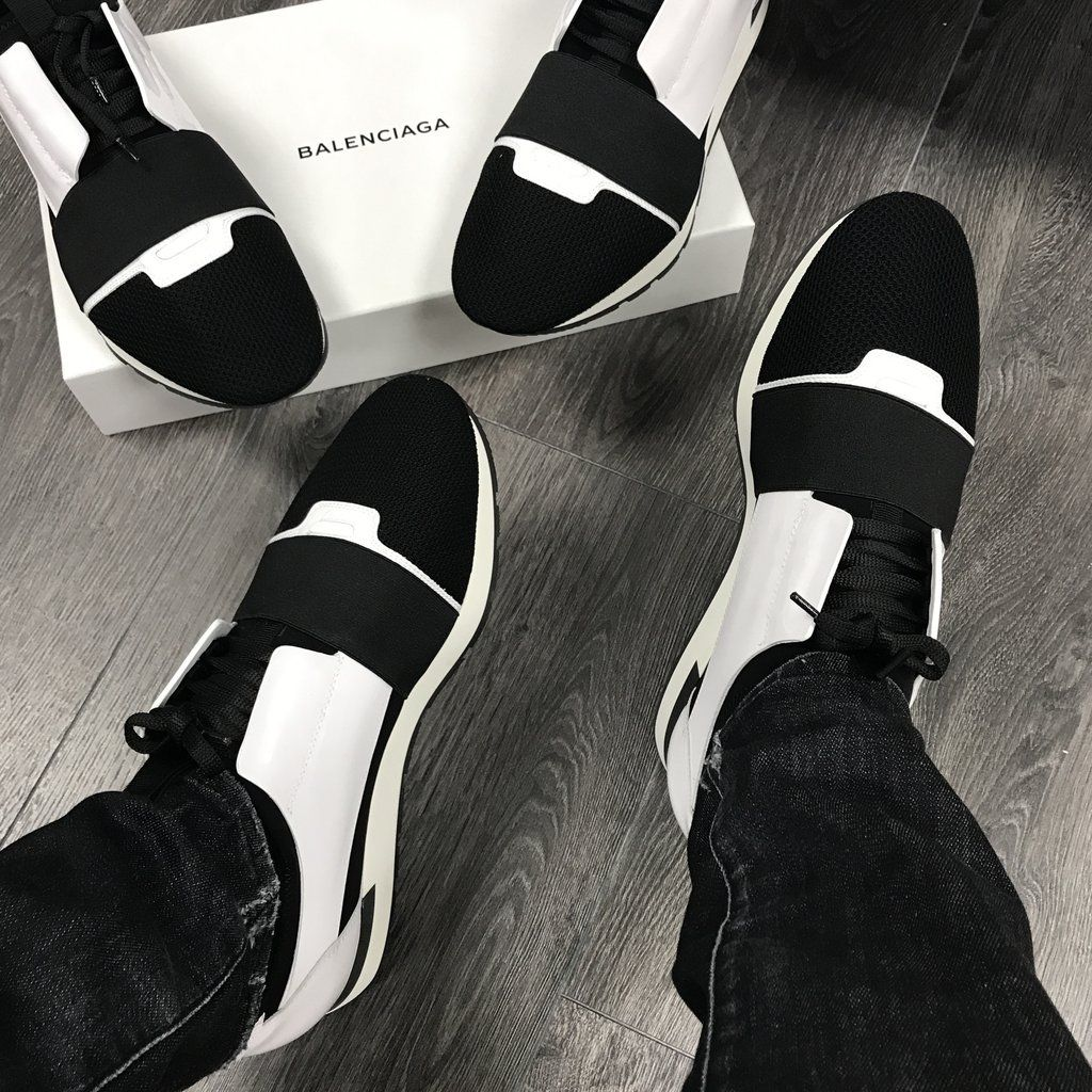 balenciaga race runners mens uk