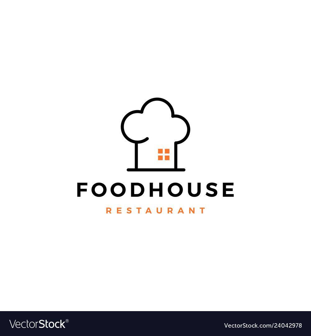 Pin By Vaishali Gaja On Logos Logo Design Kitchen Cafe Logo Chef Logo