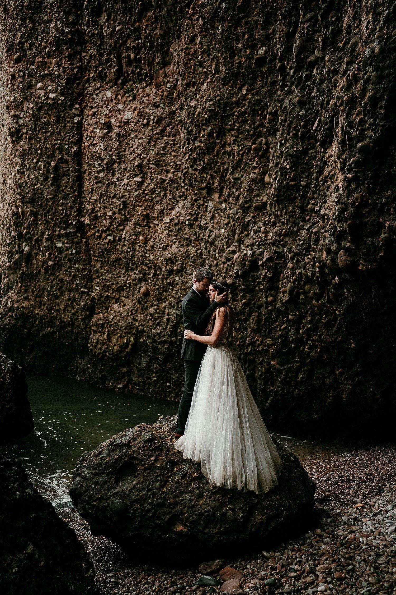 Jordan Jacy S Northern Ireland Elopement Intimate Wedding