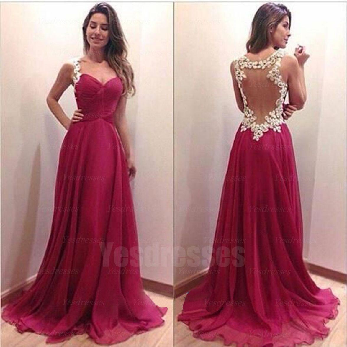 Prom dress formal dress long dress off shoulder dress backless