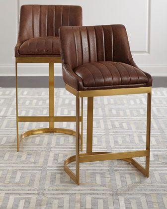 Strange Taya Channel Tufted Bar Stool And Matching Items Tufted Creativecarmelina Interior Chair Design Creativecarmelinacom