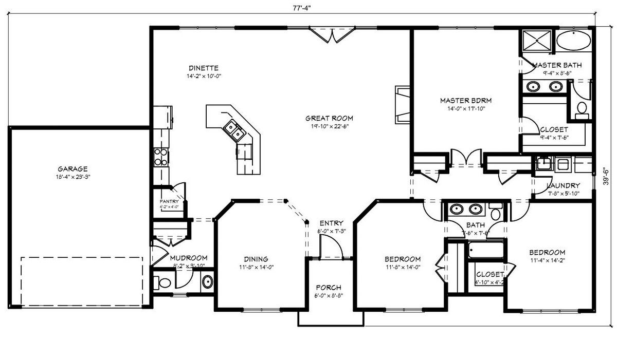 Plan 551510 - Ryan Moe Home Design | INTERIOR HOME DECORATING ...