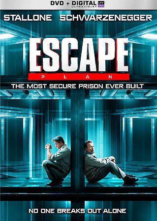 Escape Plan (DVD, 2014) Movie 25192224249 | eBay