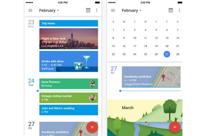 Finally The Google Calendar App For Iphone Is Here Calendar