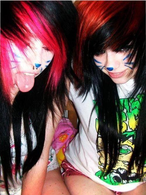 Like It Emo Scene Hair Emo Girls Cute Emo Girls