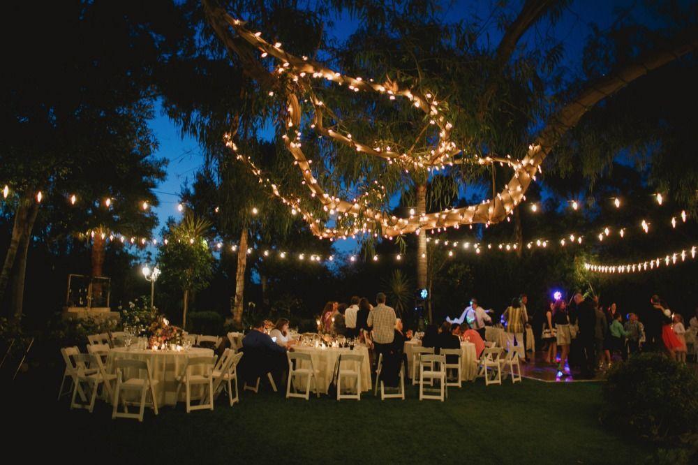 Outdoor Twinkle Lights Fairytale garden pastel wedding twinkle lights decor wedding wedding outdoor twinkle lights decor workwithnaturefo