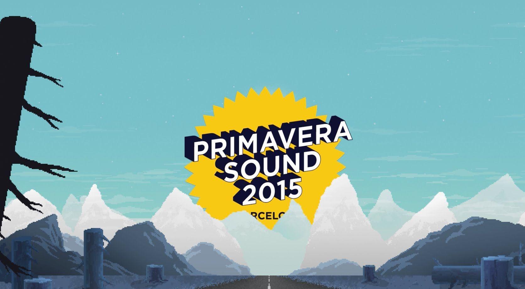 Primavera Sound 2015 Line-up