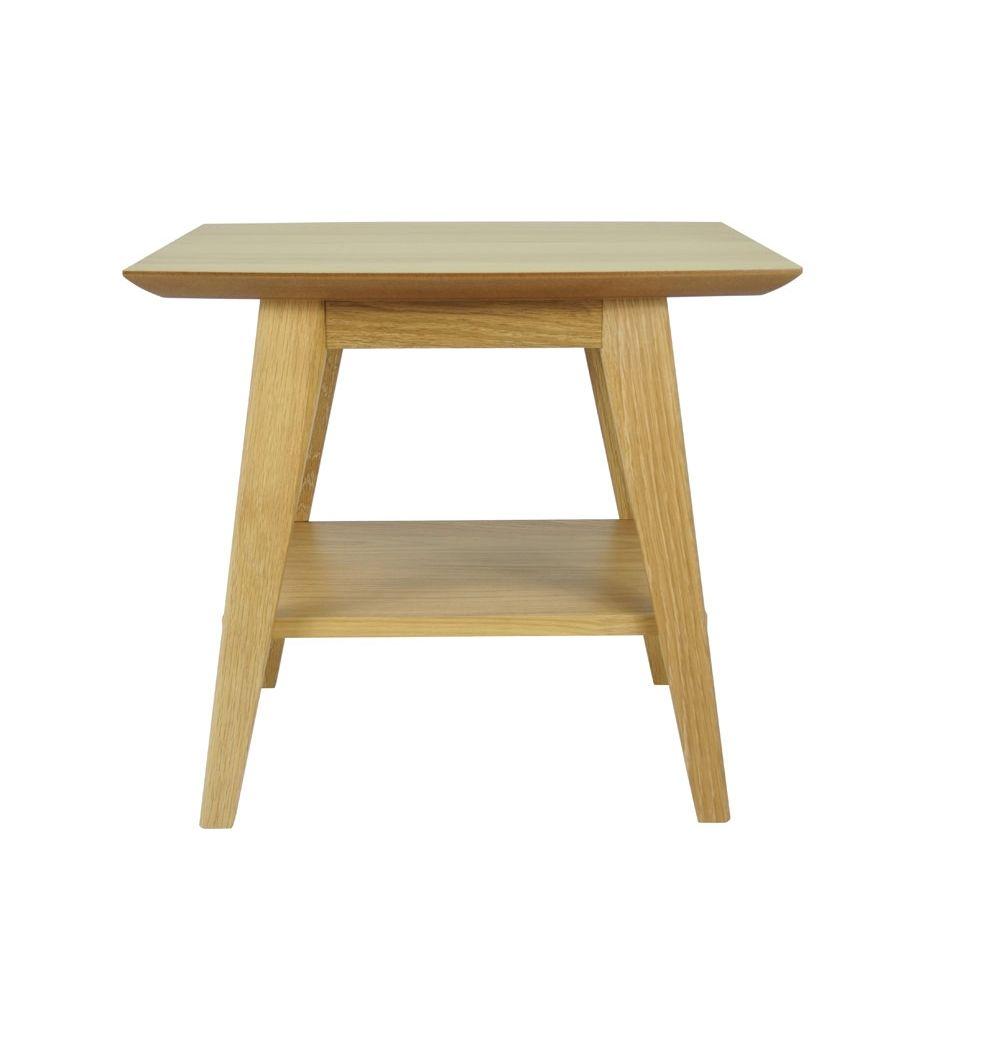 Fleetwood Square Side Table Matt Blatt