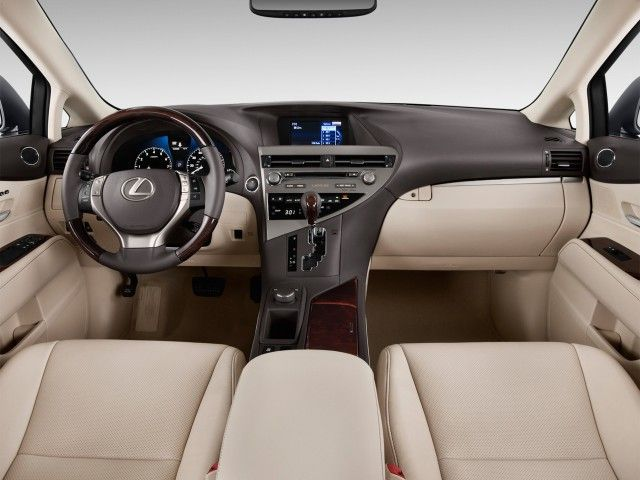 Lexus Interior Parchment