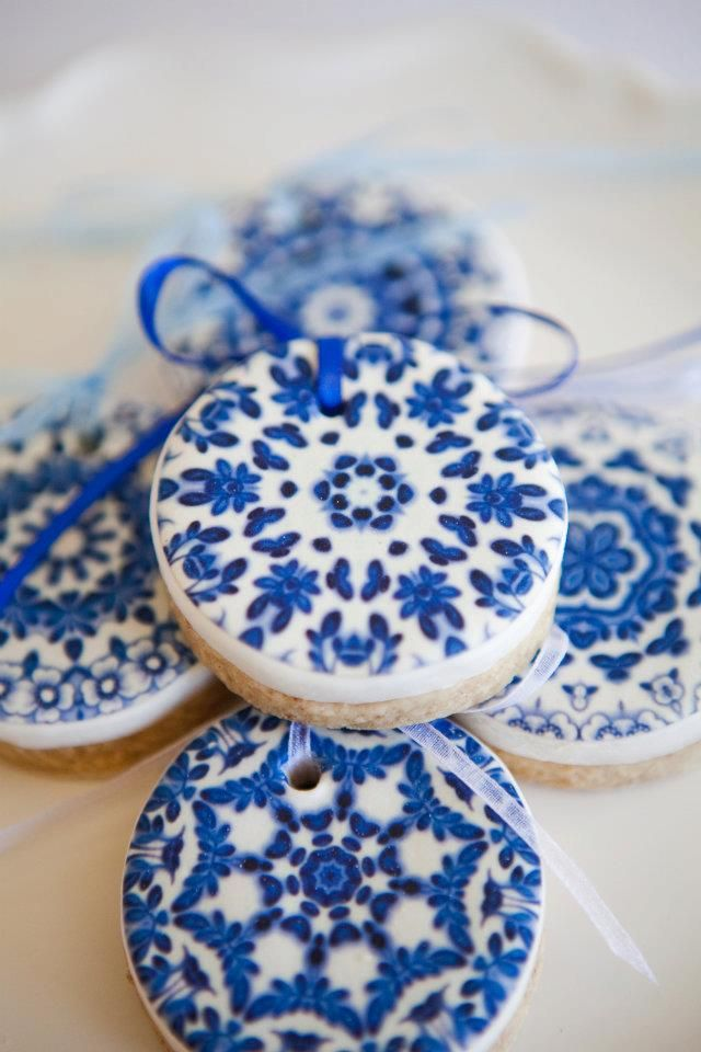 Beautiful. Incredible. Decorate royal blue and white ... - photo#36