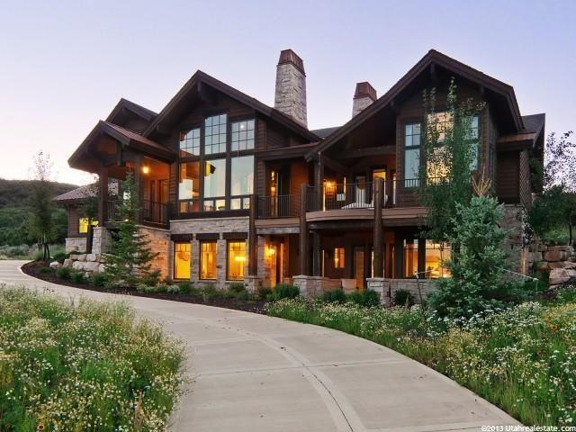 8235 N Sunrise Loop Park City Ut 84098 House For Sale In Park