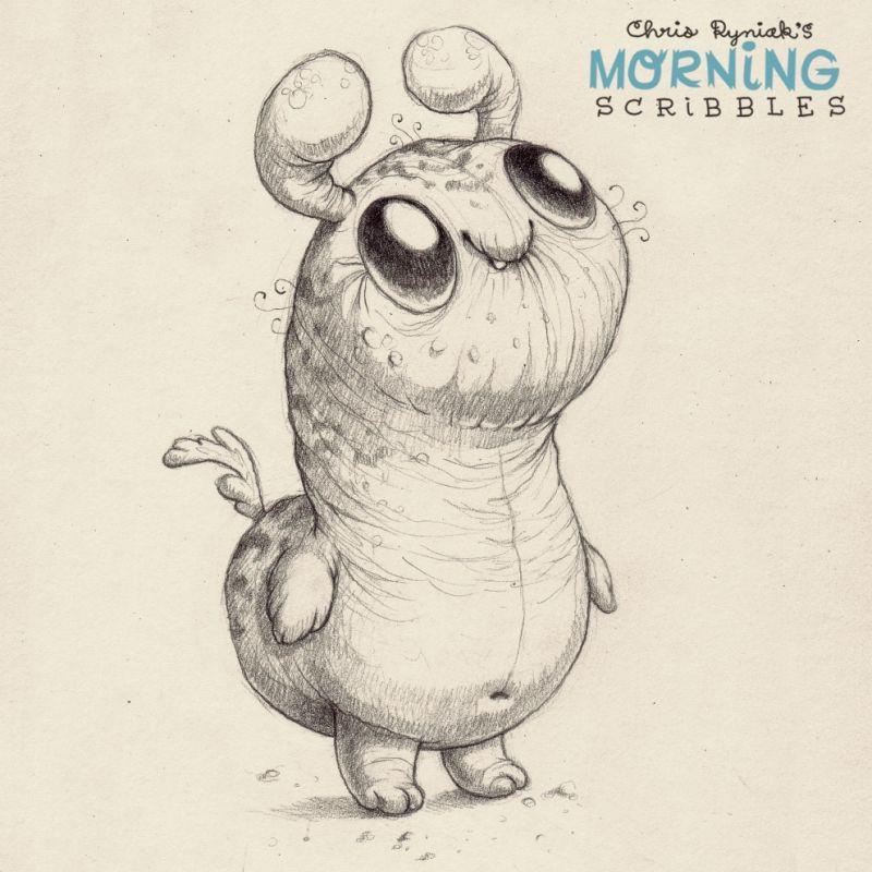 Morning+Scribbles+#231